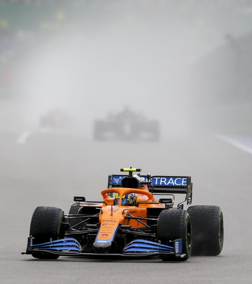 Horario y dónde ver la carrera del GP de Rusia