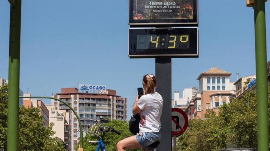 """""""Mallorca steht eine der stärksten Hitzewellen der vergangenen Jahre bevor"""""""