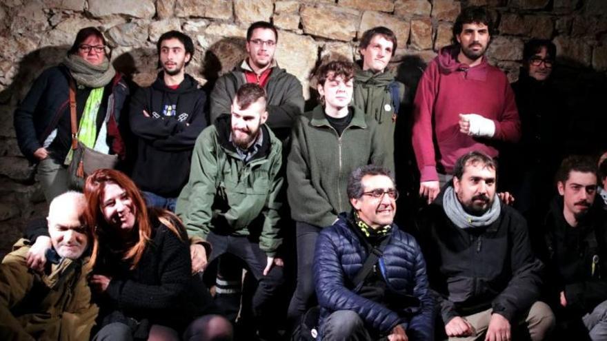 Els alcaldes de Verges i Celrà, a un pas de judici pel tall de l'AVE durant el primer aniversari de l'1-O