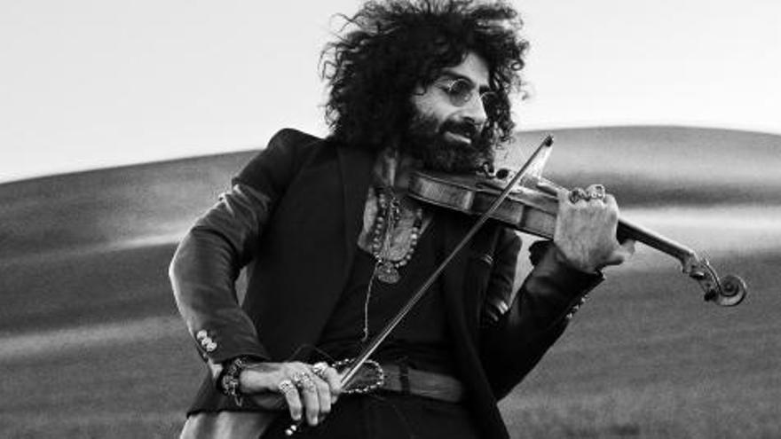 Malikian dará un segundo concierto en Oviedo, tras agotar las entradas del primero