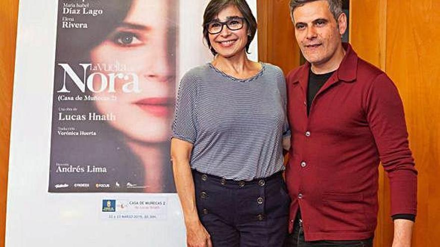 """Díaz: """"Casa de Muñecas 2' no es nada maniquea ni manipuladora"""""""