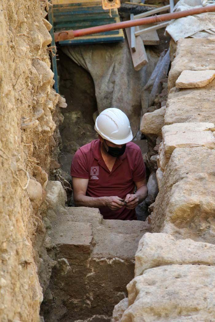El patio de los Naranjos descubre un complejo episcopal del siglo V