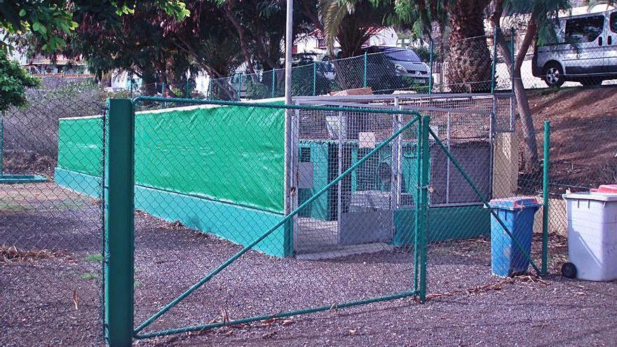 El centro de bienestar animal contará con 60 recintos para perros y gatos en El Goro
