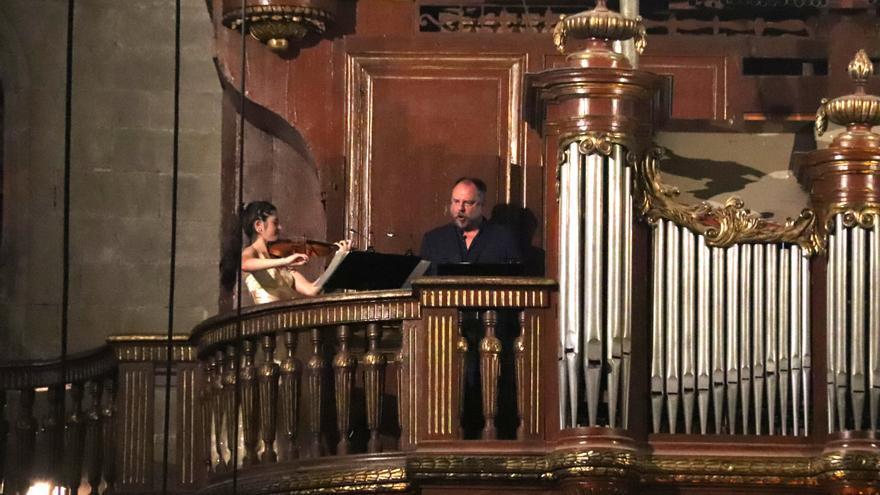 Matthias Goerne inaugura la Shubertíada des de la basílica de Castelló d'Empúries
