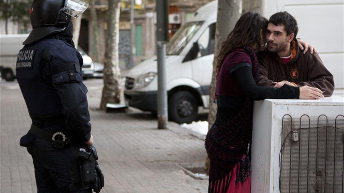 """El Gobierno prohíbe expulsar a okupas si la entrada se produce sin """"intimidación o violencia"""""""