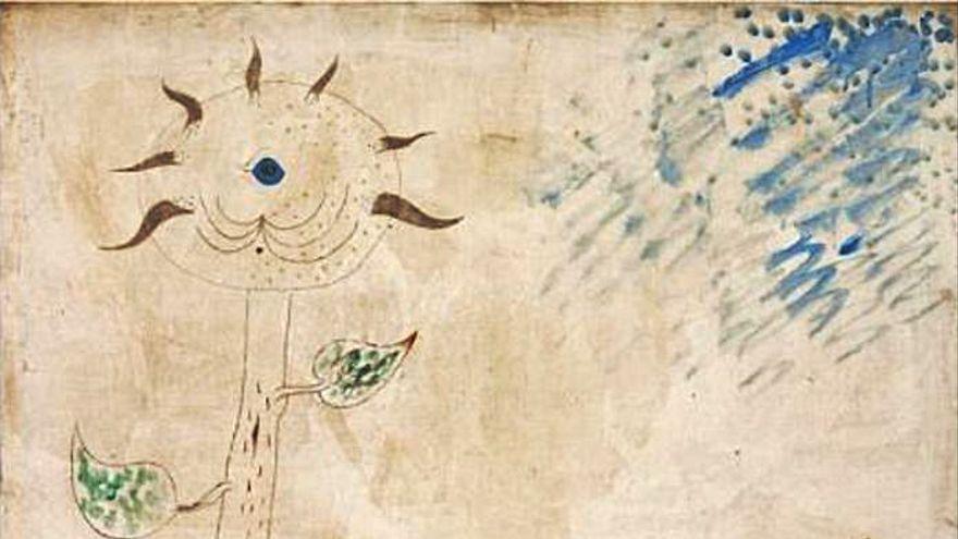 Una obra de Miró propiedad de André Breton se subasta por más de seis millones