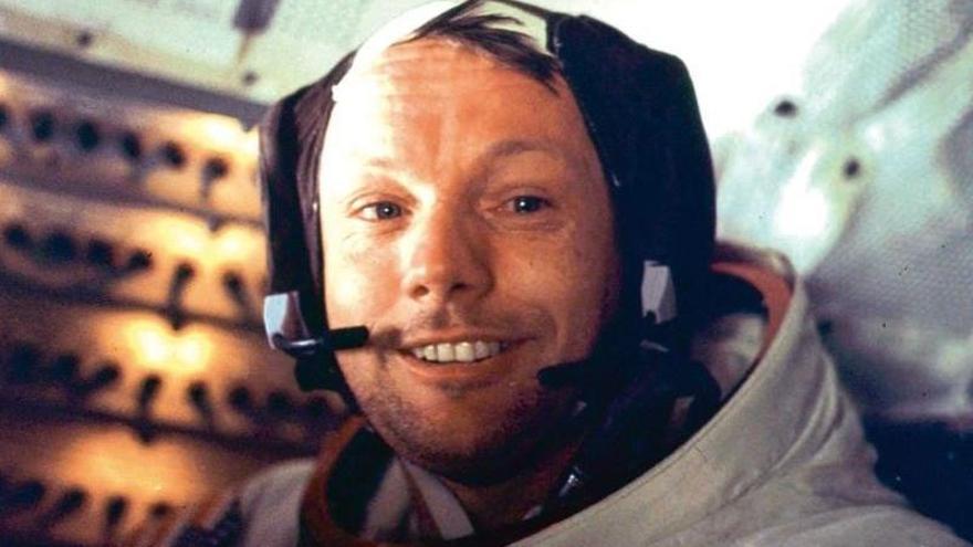 ¿Por qué fue Armstrong el primero en pisar la Luna?