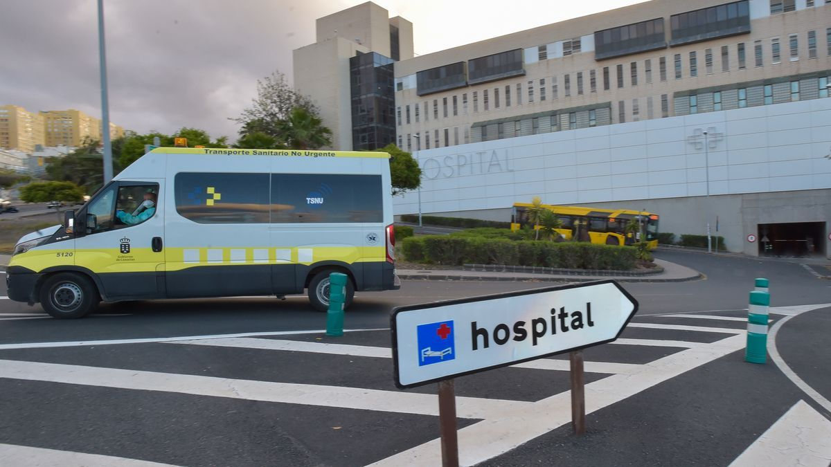 University Hospital of Gran Canaria Dr. Negrín