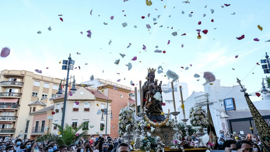 El Obispado de Málaga pide prudencia antes de permitir la vuelta de las procesiones