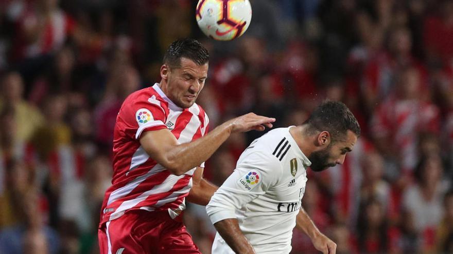El Madrid impone su pegada