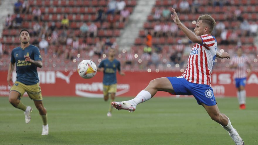 El Girona s'ha de conformar amb un punt contra el Las Palmas (0-0)