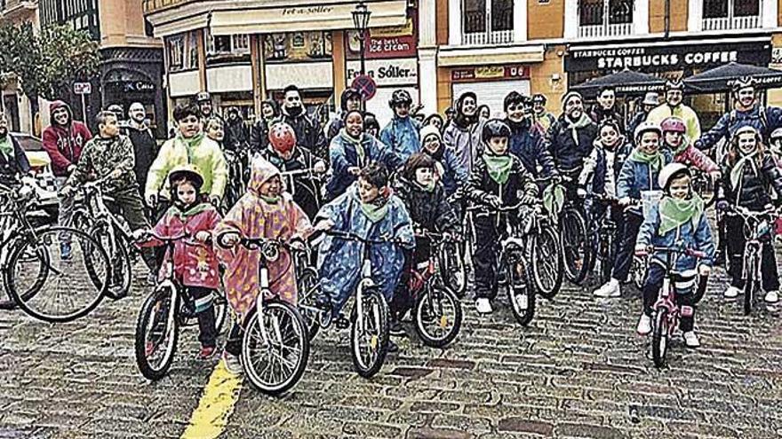 La Diada Ciclista y el Correfoc coincidirán el próximo domingo