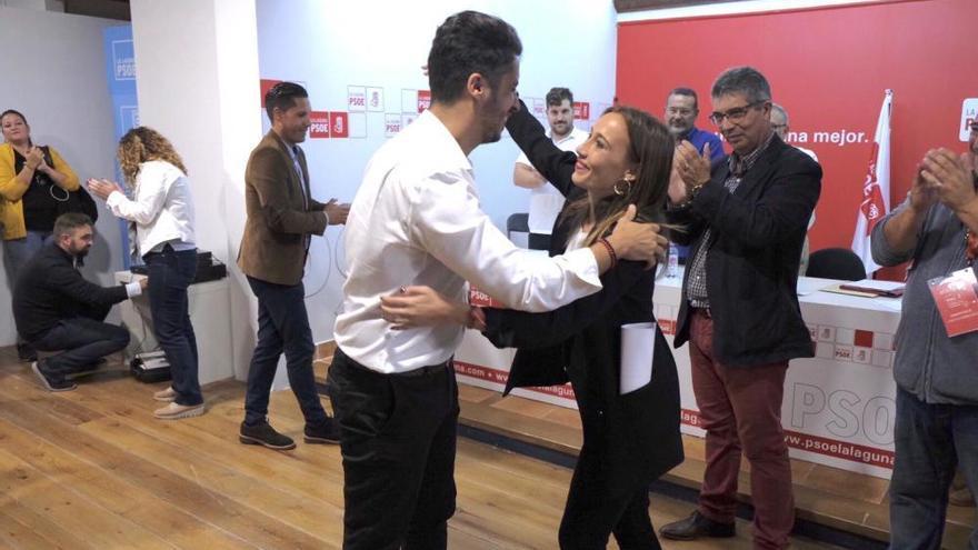 """Coalición tacha de """"irresponsable"""" al PSOE por romper el pacto de La Laguna"""