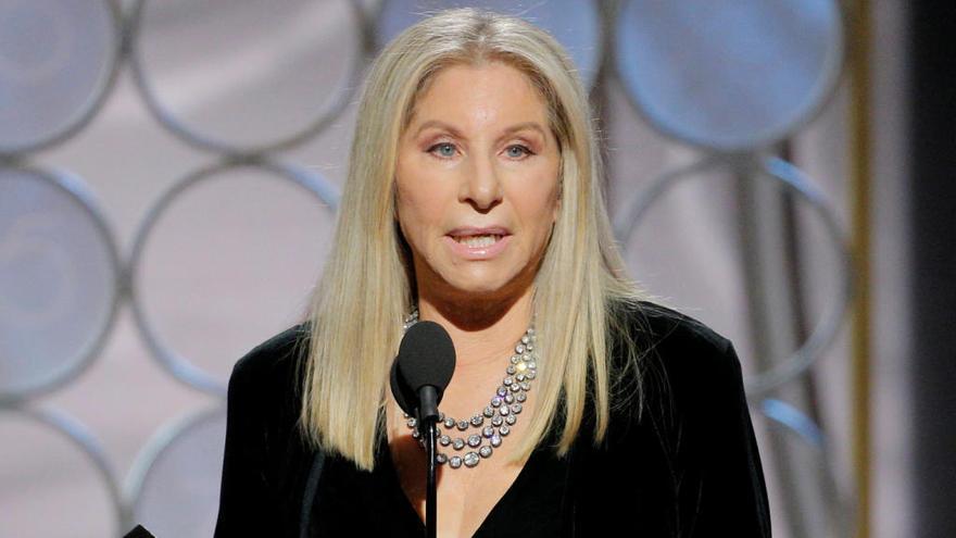 Barbra Streisand clonó dos veces a una de sus perritas