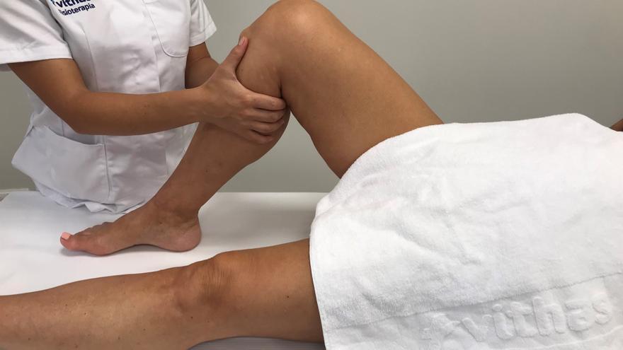 El 60% de las consultas de traumatología están relacionadas con problemas de rodilla