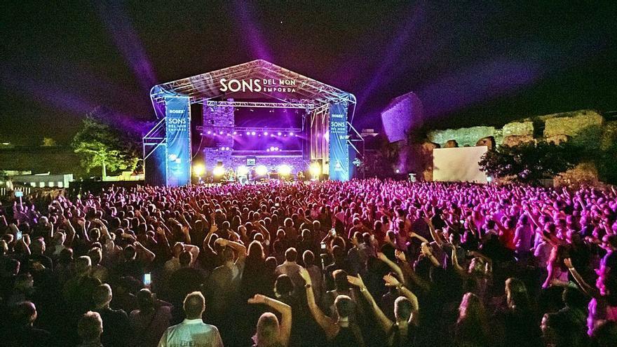 Els festivals d'estiu escalfen motors per a la retrobada amb el públic