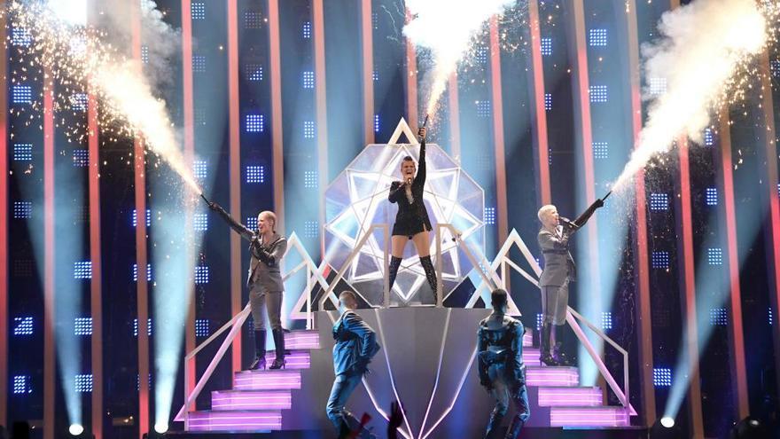 La transformación escénica de Eurovisión: del poder de la canción al poder de la imagen