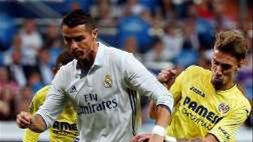 Castillejo no trabaja con el Villarreal a la espera de irse al Sevilla
