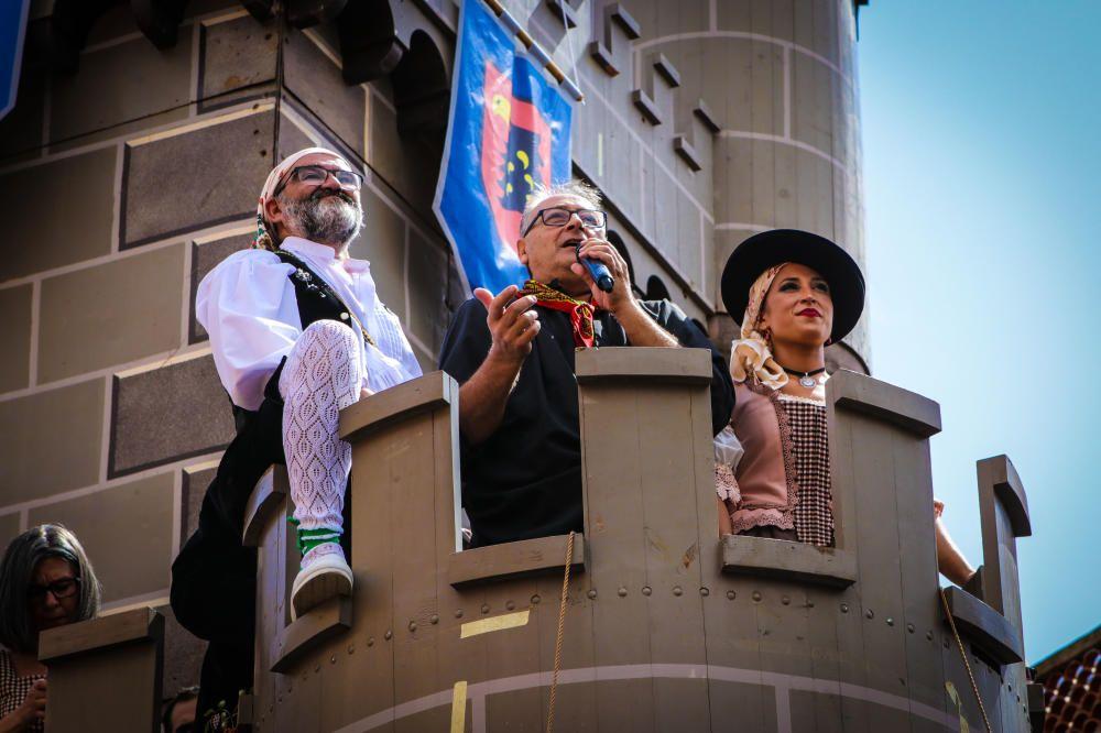 Entrada infantil y Contrabando, Fiestas de Ibi.
