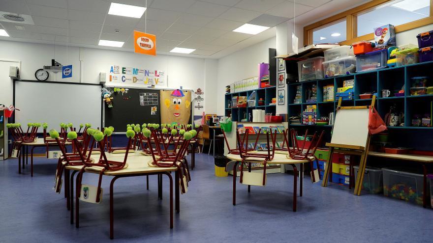 Los colegios que más piden las familias en Valencia