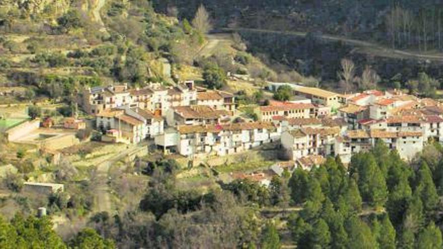 Vallibona, el pueblo del río Cérvol