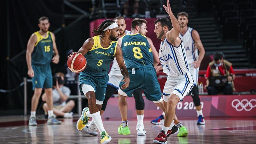 Marco Spissu debuta en los Juegos Olímpicos