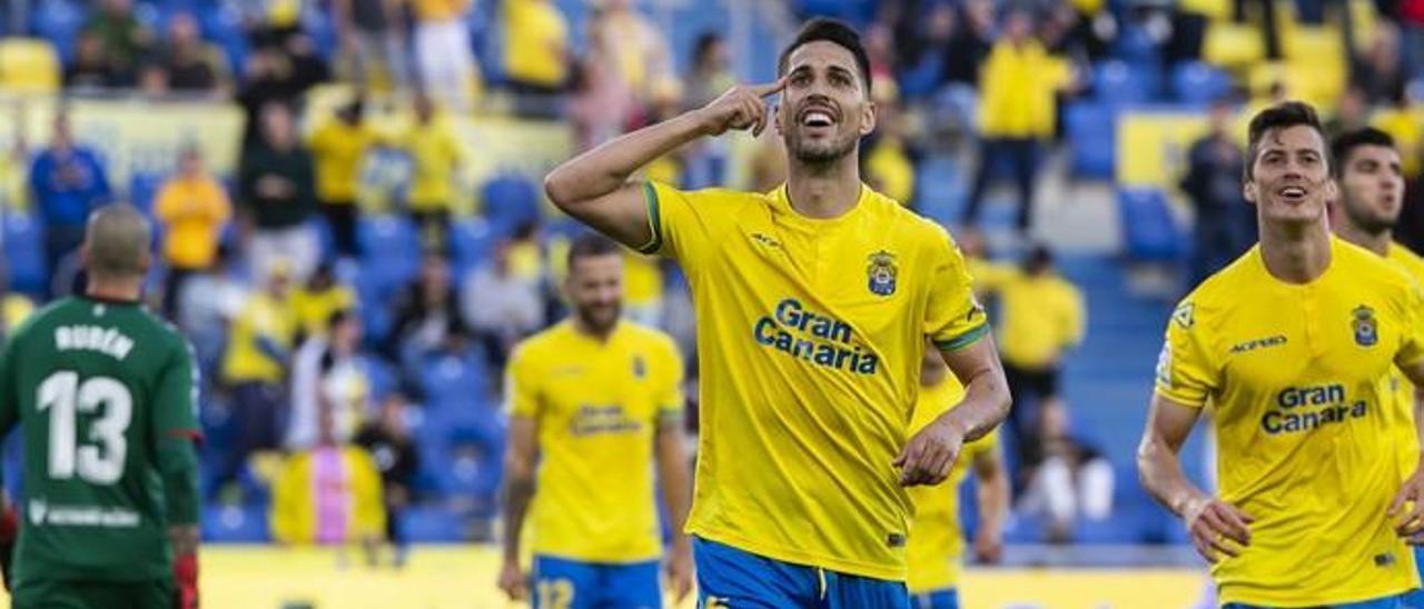 Liga 1|2|3 Jornada 21. UD Las Palmas - Osasuna Deportes