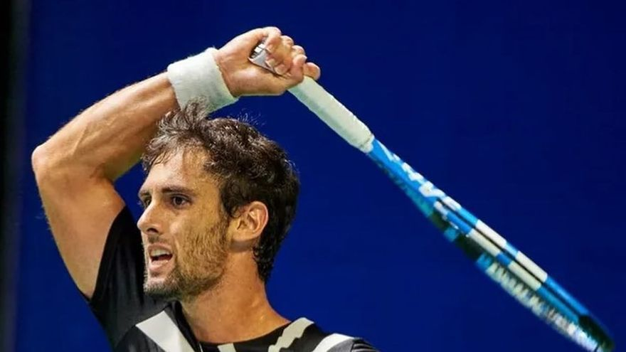 Primeros cuartos ATP para Carlos Taberner