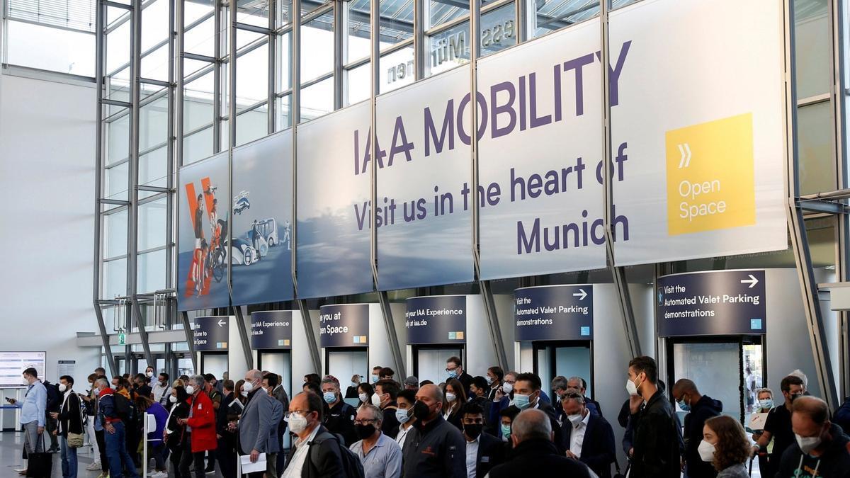 Todas las novedades del Salón de Múnich (IAA) 2021