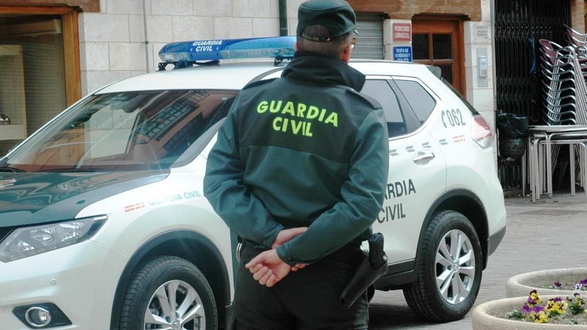 Tobos en Toro. En la imagen, la Guardia Civil.