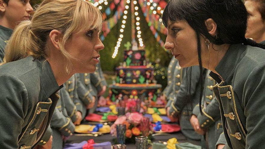La sèrie «Vis a Vis:       El Oasis» desembarca aquesta nit a Fox