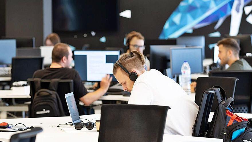 Distrito Digital mantiene su crecimiento y suma unas 250 empresas