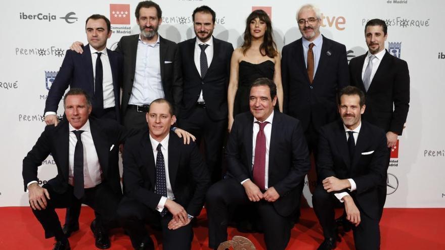 'La trinchera infinita', mejor película de 2019 en los Premios Forqué