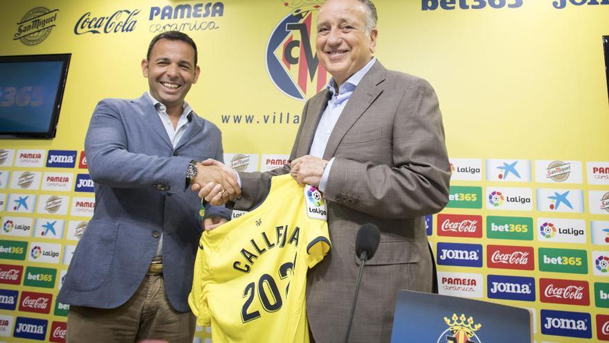 """""""Quiero un Villarreal ganador"""""""