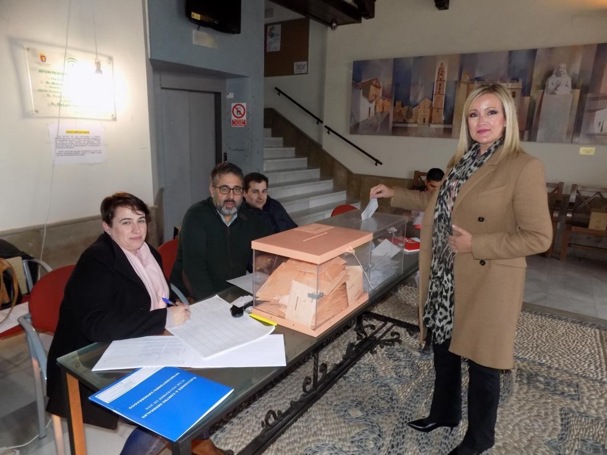 La jornada electoral en la provincia de Córdoba