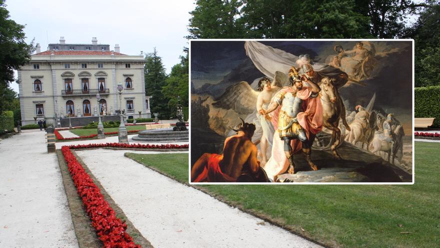 """La Fundación Selgas vende al Prado el """"Aníbal vencedor"""" de Goya, uno de sus cuadros más valiosos"""