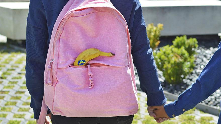 Plátano de Canarias y Serunion fomentan la alimentación saludable