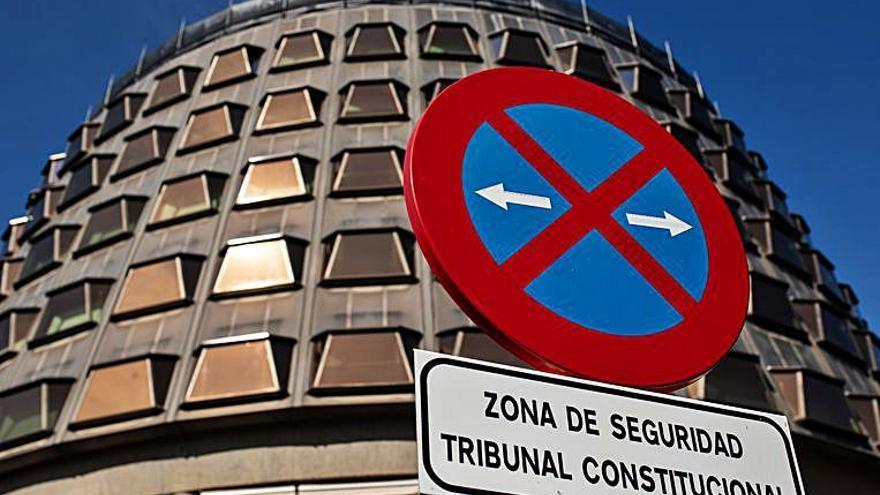 Cop del Constitucional a les finances municipals