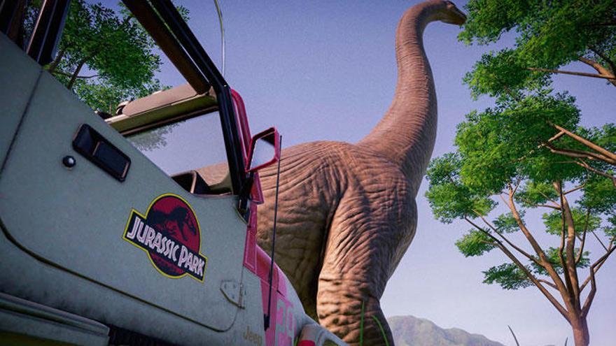 Intentamos recuperar y reabrir Parque Jurásico 25 años después