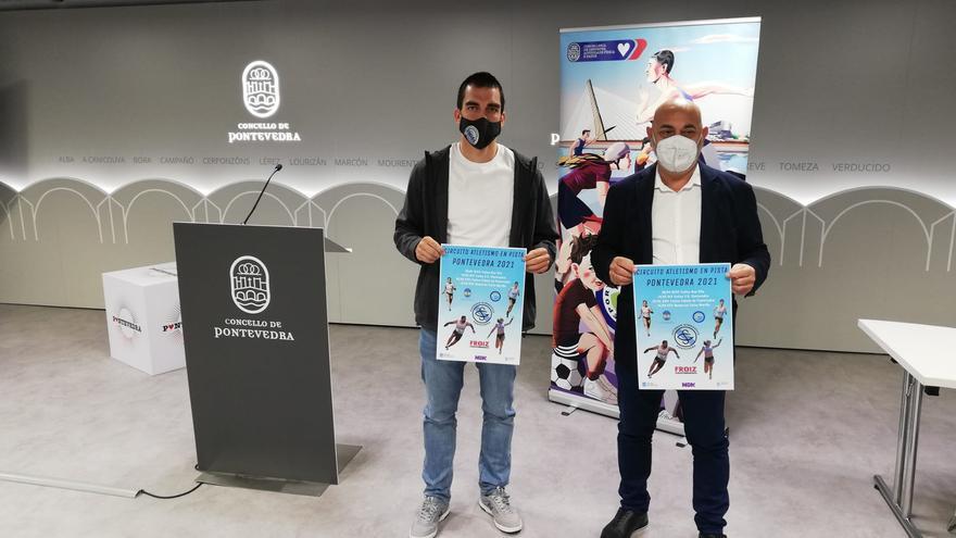Pontevedra impulsa un Circuito de Atletismo en Pista
