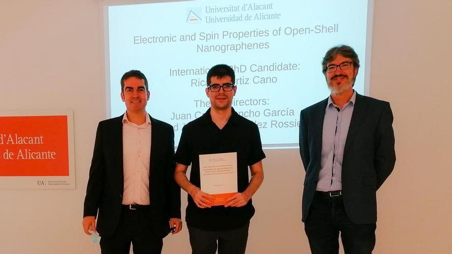Investigadores del grafeno en la UA revolucionan el futuro de la cuántica