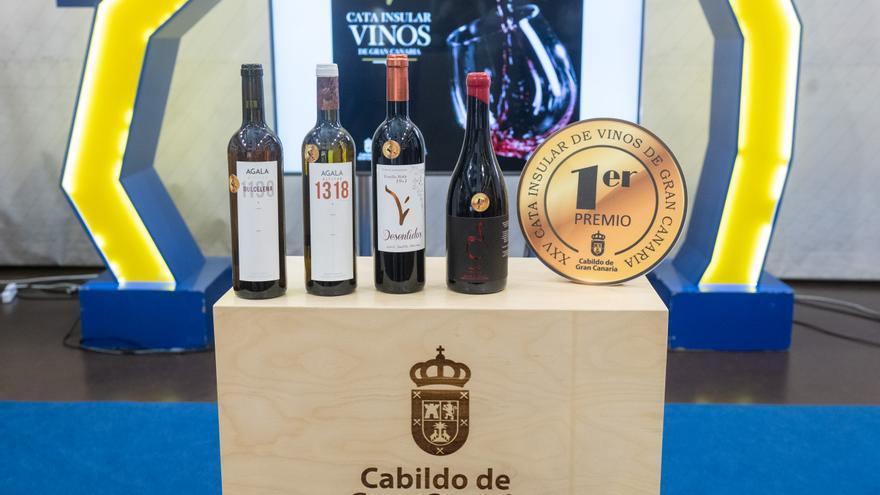 Premios de la XXV Cata Insular de Vinos de Gran Canaria