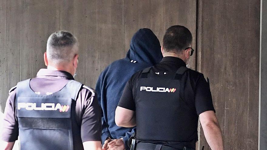 Estados Unidos pide más información al Juzgado para poder facilitar mensajes en redes de los detenidos por el crimen de Samuel