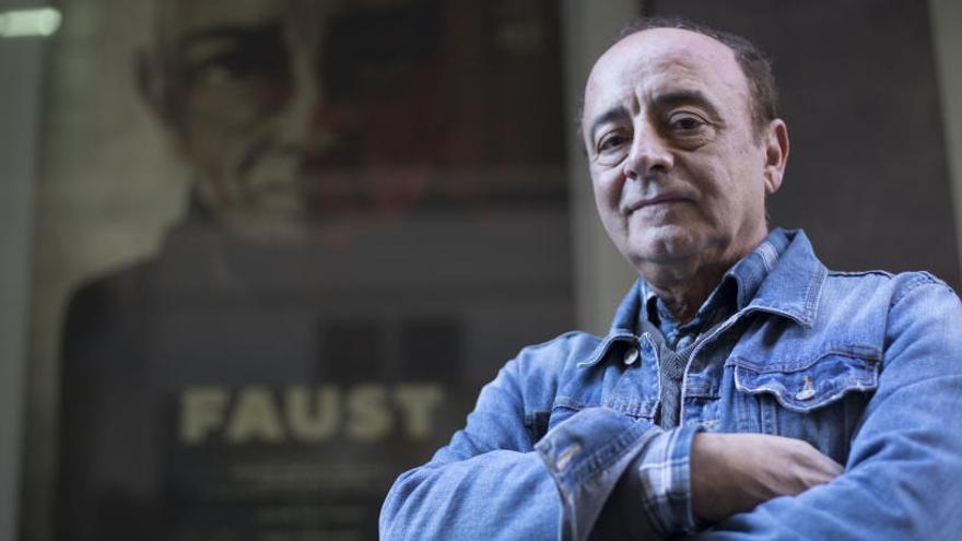 """Enric Benavent: """"El talento es necesario, pero viene después  del oficio"""""""
