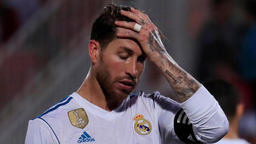 Ramos: «Em preocupa més que l'himne d'Espanya no tingui lletra que tot el tema de Catalunya»