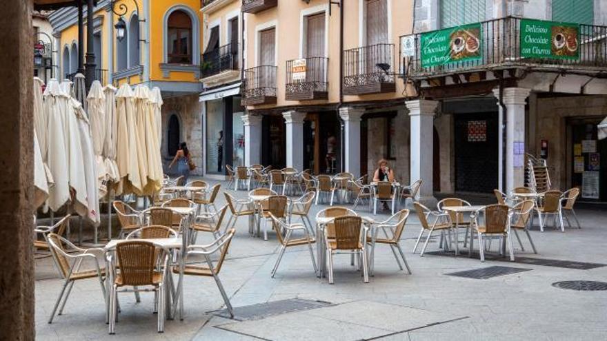 Un juez autoriza el confinamiento de Aranda de Duero durante dos semanas
