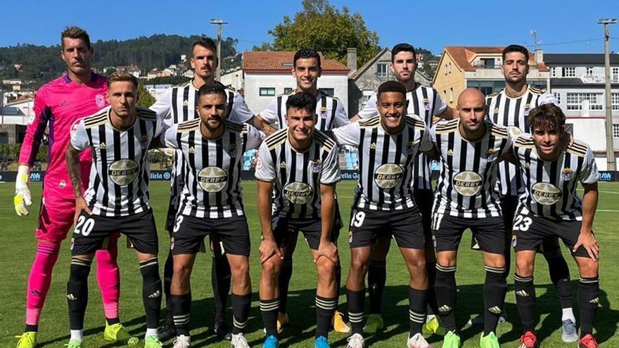El Badajoz suma un punto en Vigo