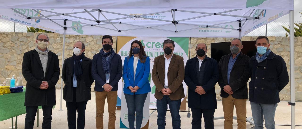 La presentación oficial realizada en Salinas y presidida por la consellera de Agricultura, Desarrollo Rural, Emergencia Climática y Transición Ecológica.