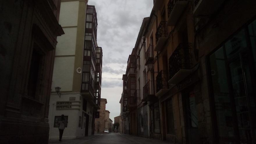 El tiempo en Zamora hoy, domingo | Se acabó el sol: brusca caída térmica en toda la provincia
