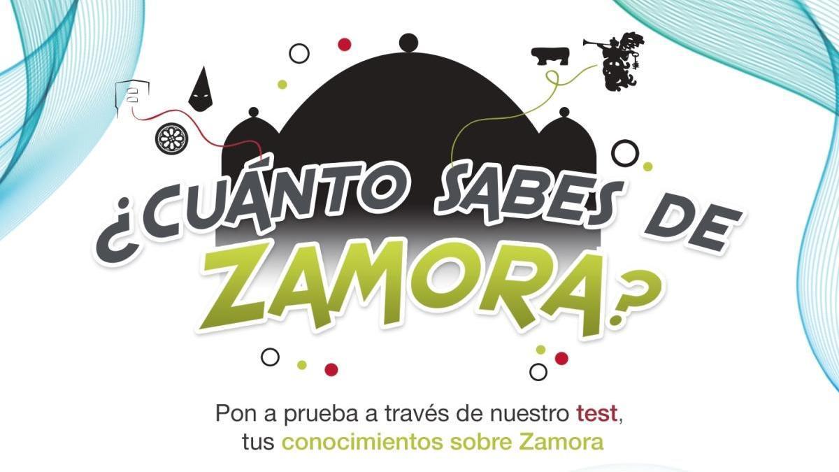 ¿Cuánto sabes de Zamora? ¡Último test, número 50!